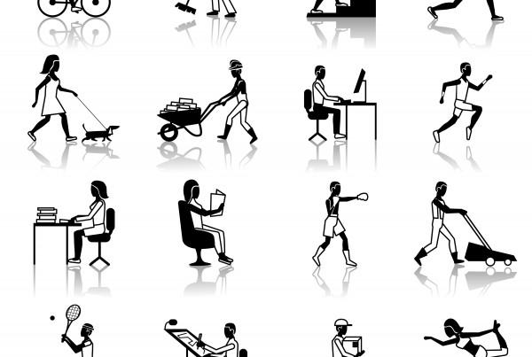 מאמן כושר אישי - סוגי פעילות גופנית