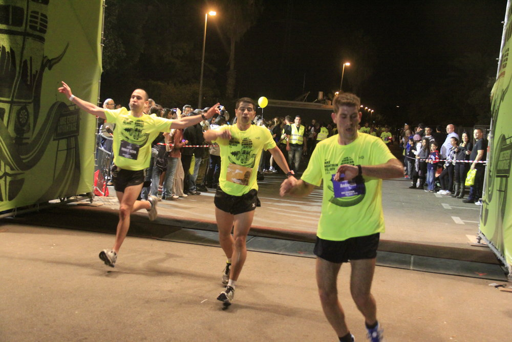 מאמן ריצה אישי - 24 השעות שלאחר מרוץ 10 ק